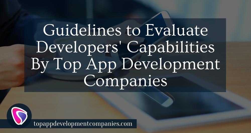 top app development companies