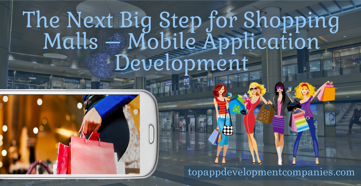shopping mall app development