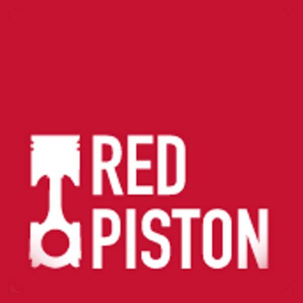 red piston