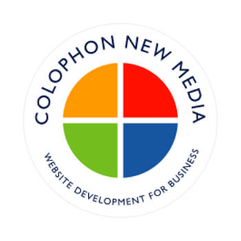 colophon new media