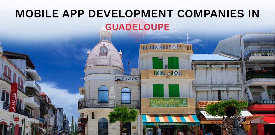 mobile app development company guadeloupe