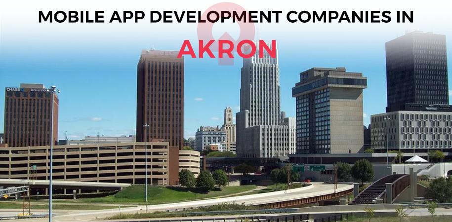 mobile app development companies akron