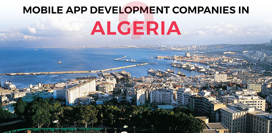 mobile app development companies algeria