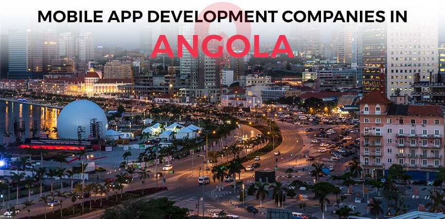 mobile app development companies angola