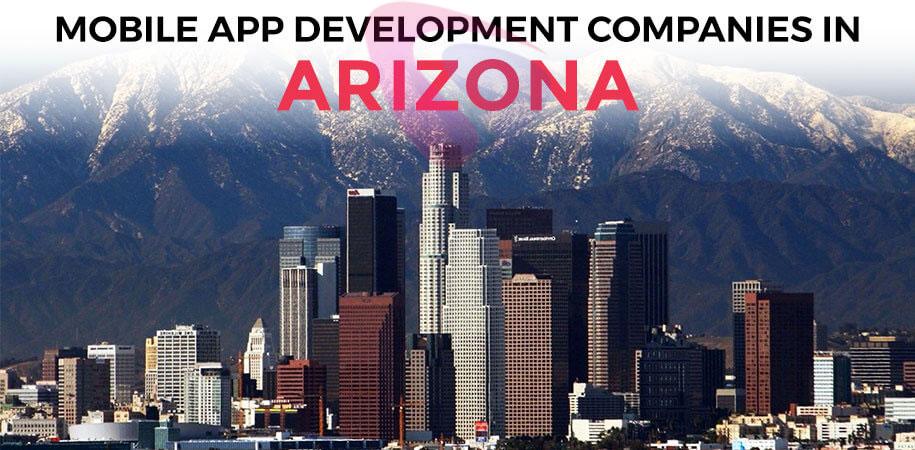 top app development companies arizona