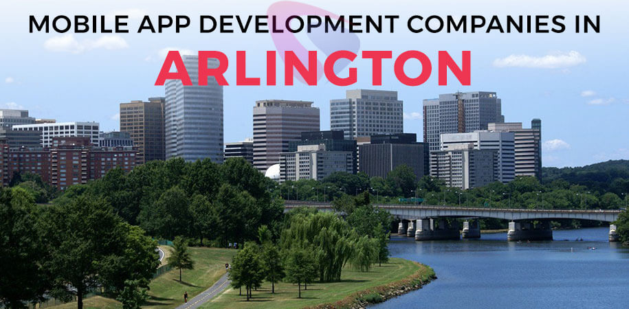 mobile app development companies arlington