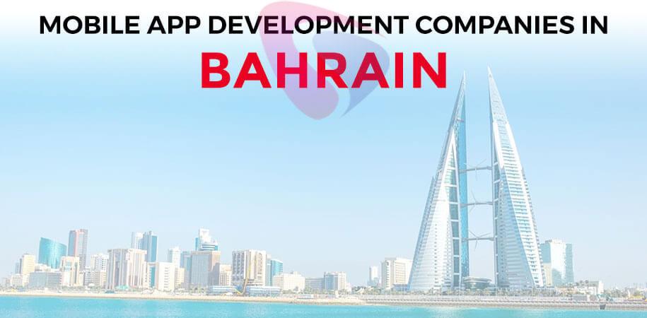 top app development companies bahrain
