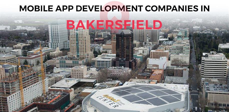 mobile app development companies bakersfield