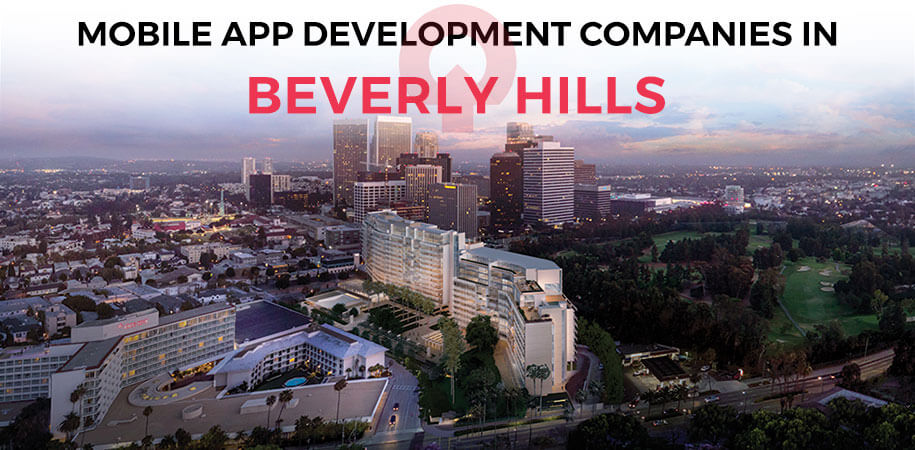 mobile app development companies beverly hills
