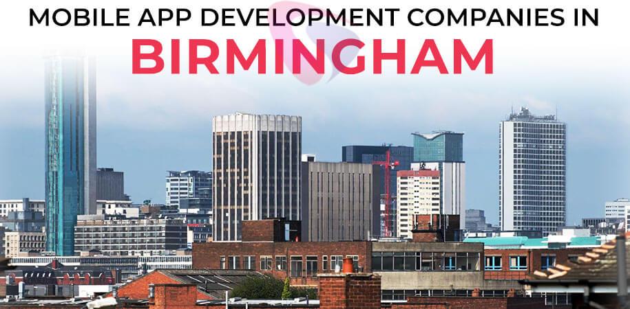 mobile app development companies birmingham