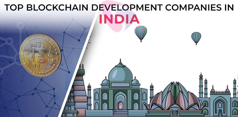 blockchain development companies india
