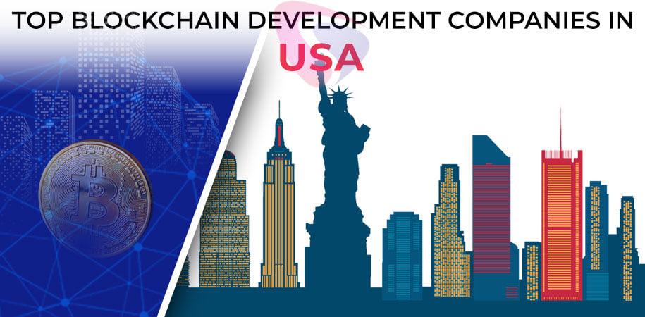 blockchain development companies usa