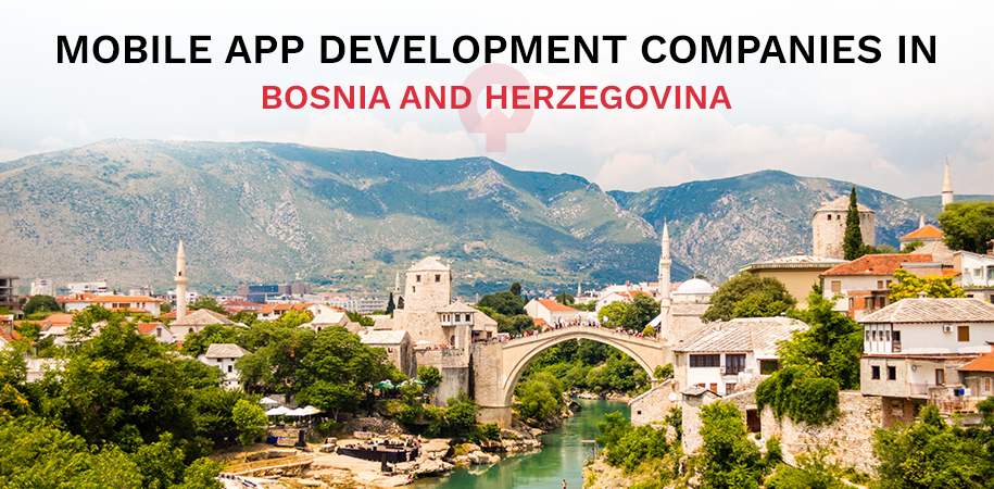 mobile app development company bosnia and herzegovina