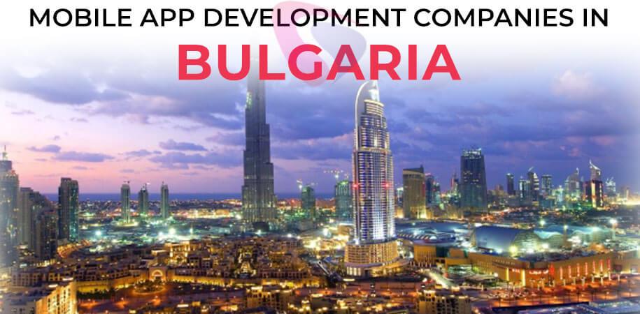 mobile app development companies bulgaria