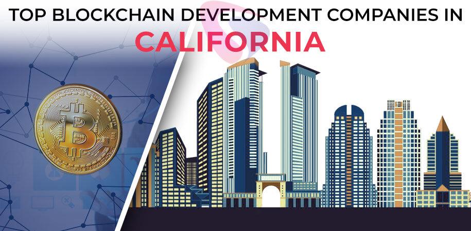 blockchain development companies california