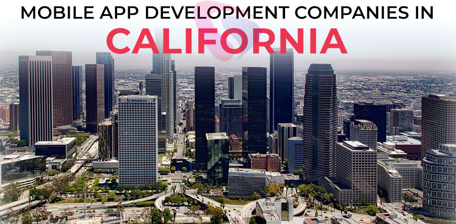 mobile app development companies california