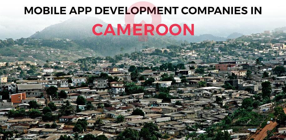 mobile app development companies cameroon