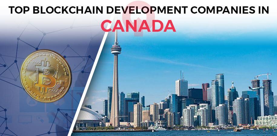 blockchain development companies canada