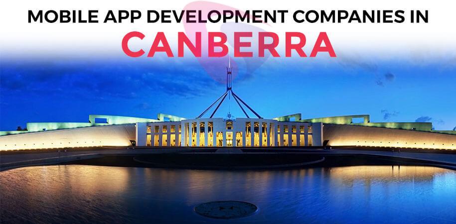 mobile app development companies canberra