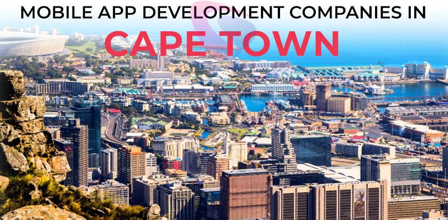 mobile app development companies cape town