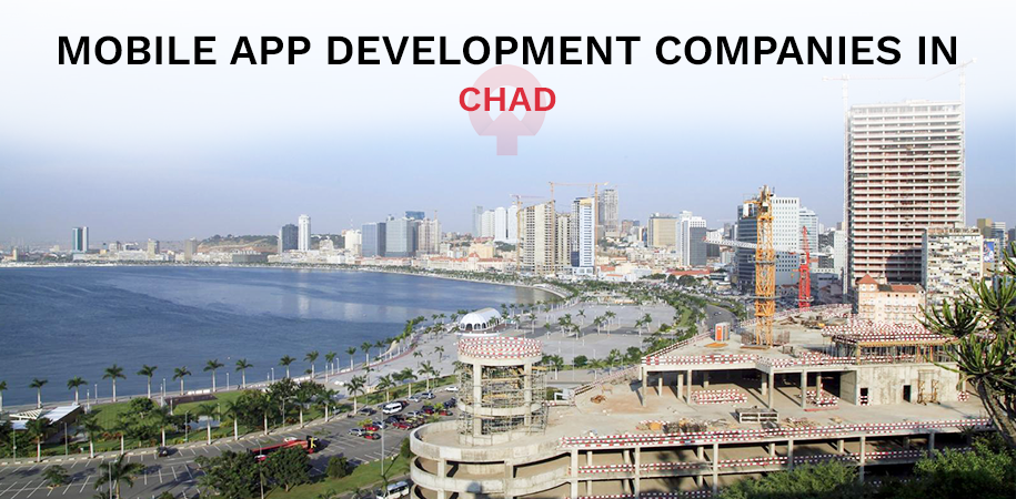 mobile app development company chad