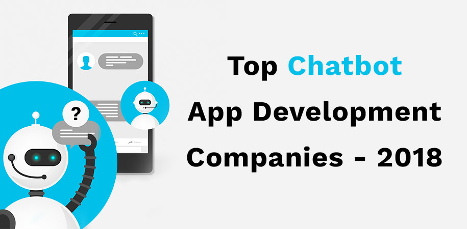chatbot app development companies