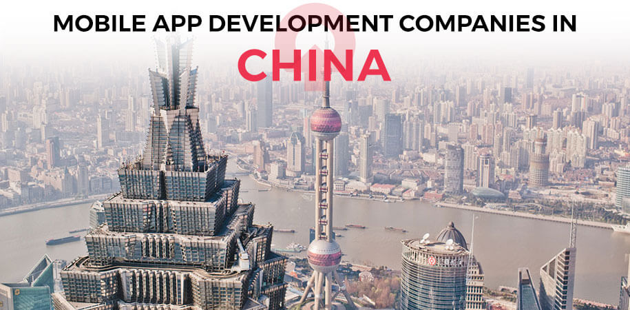 mobile app development companies china
