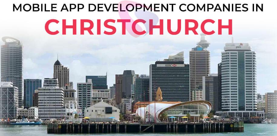 mobile app development companies christchurch
