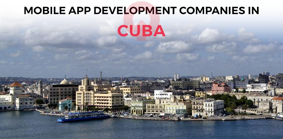 mobile app development companies cuba