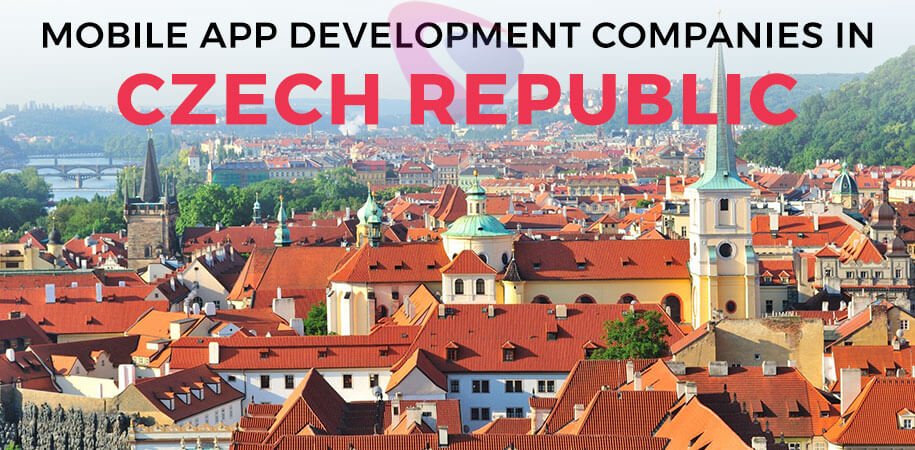 mobile app development companies czech republic