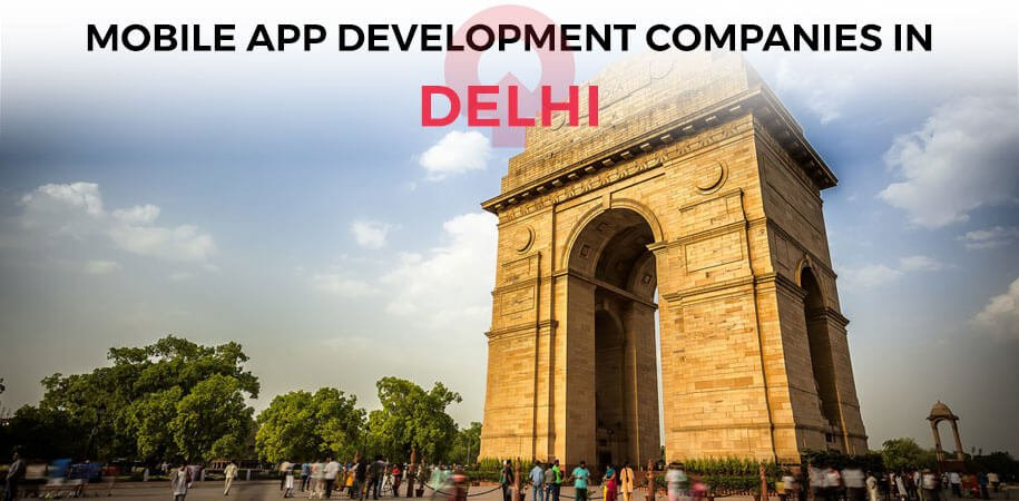 mobile app development companies delhi