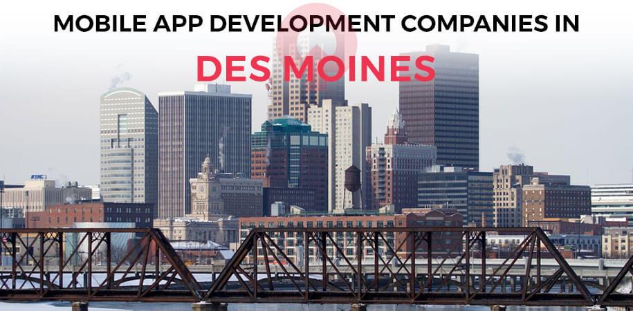 mobile app development companies des moines