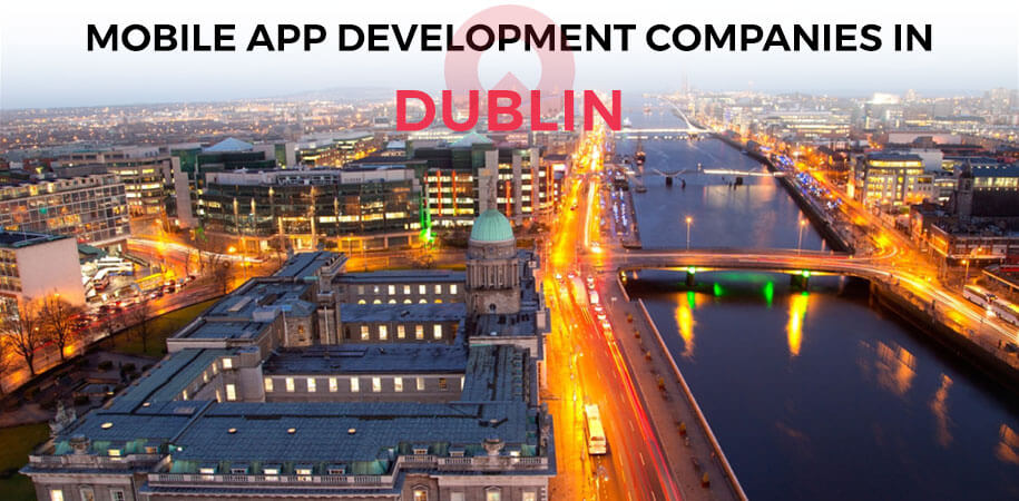 mobile app development companies dublin