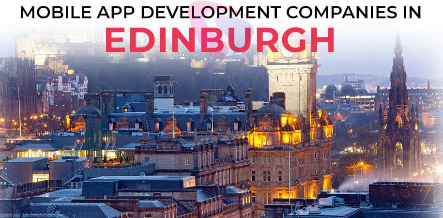 mobile app development companies edinburgh