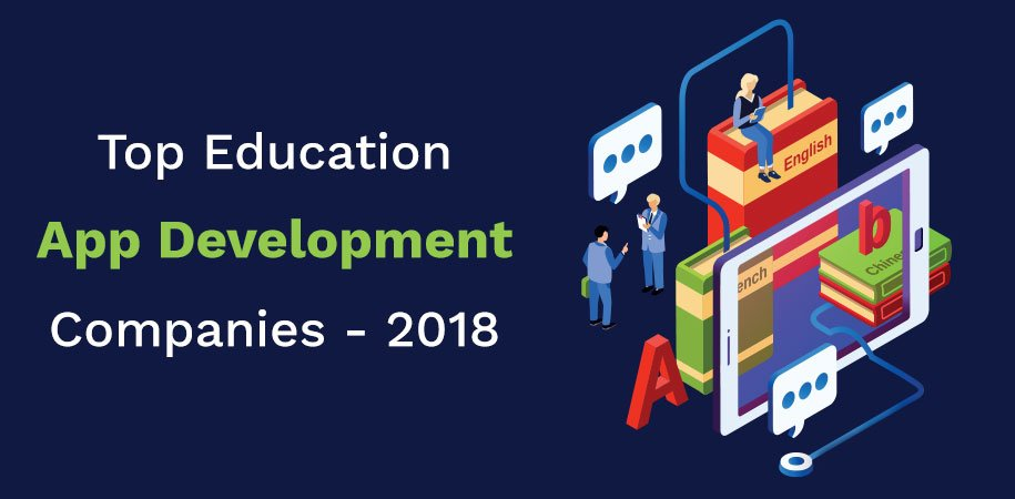education app development companies