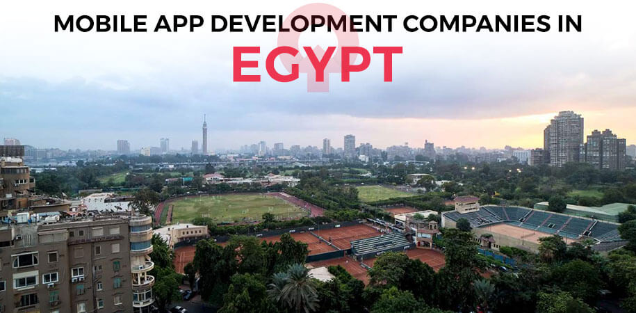 mobile app development companies egypt