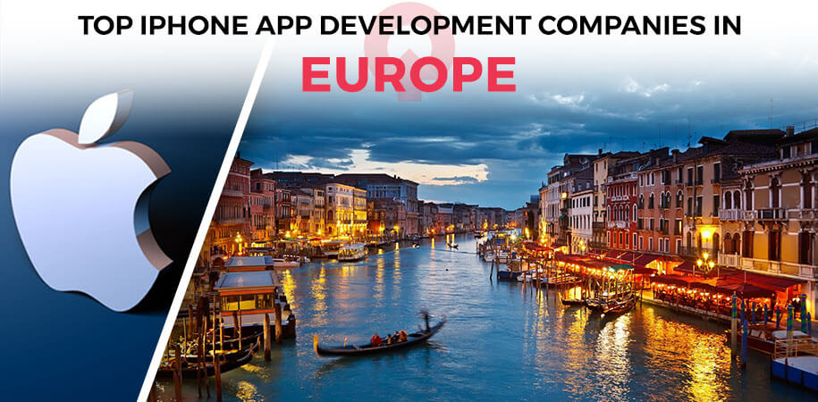iphone app development companies europe