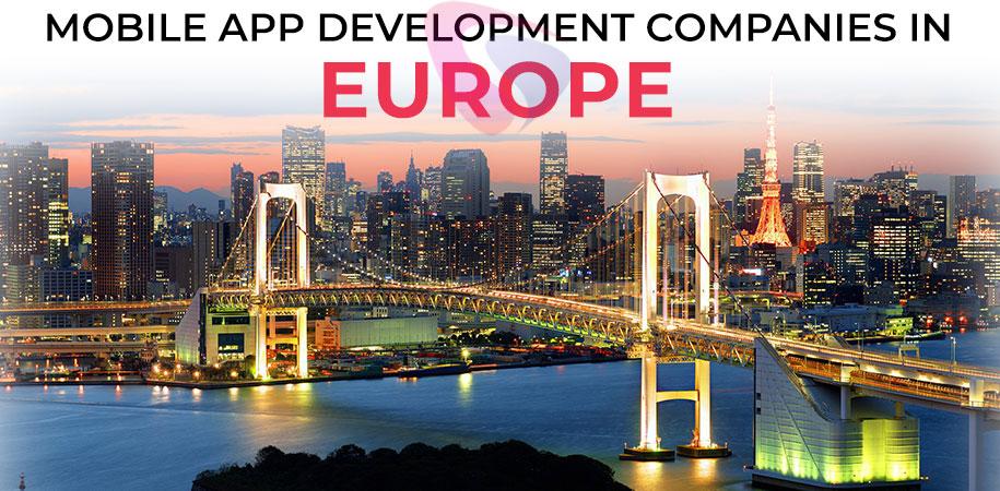 mobile app development companies europe