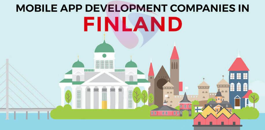 mobile app development companies finland
