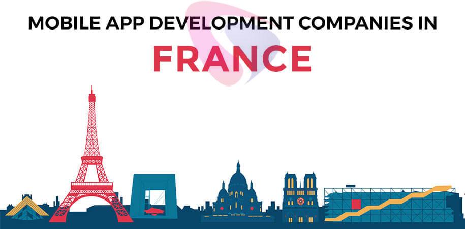 top app development companies france