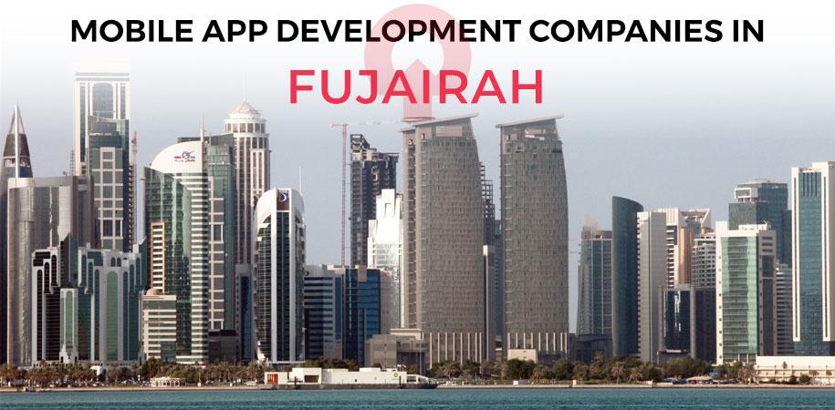 mobile app development companies fujairah