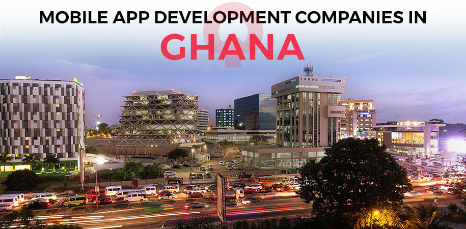 mobile app development companies ghana