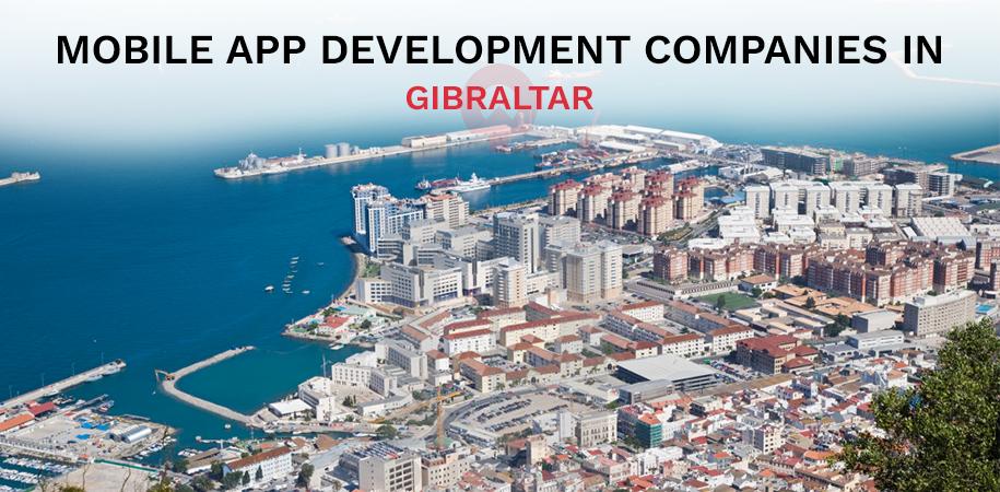 mobile app development company gibraltar