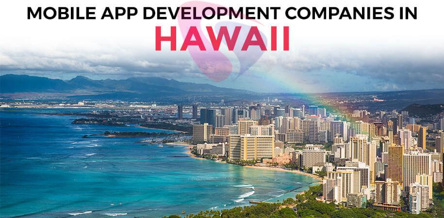 mobile app development companies hawaii