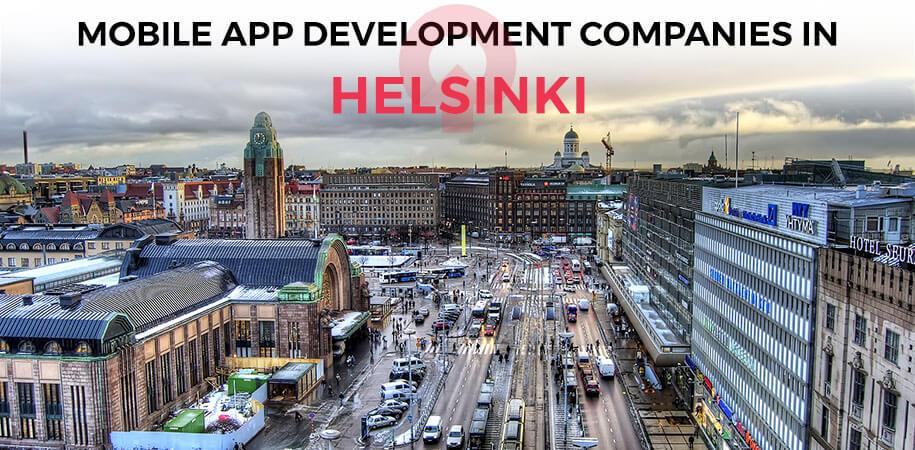 mobile app development companies helsinki