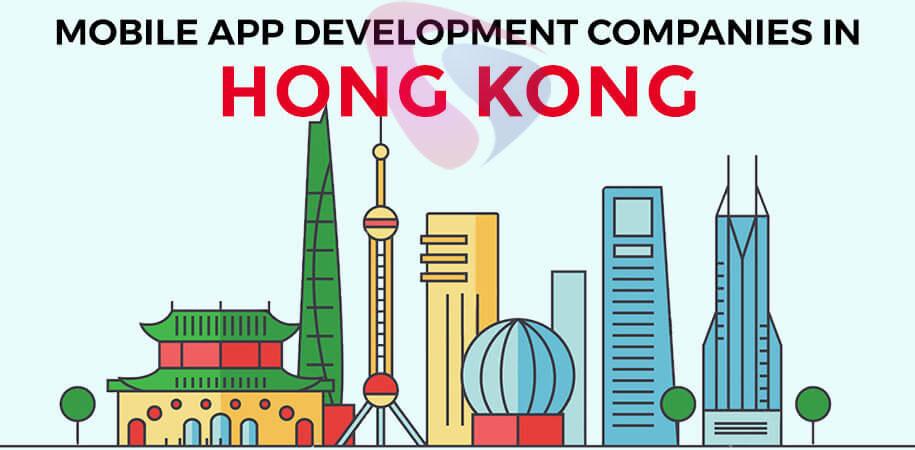 mobile app development companies hong kong
