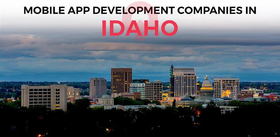 mobile app development companies idaho