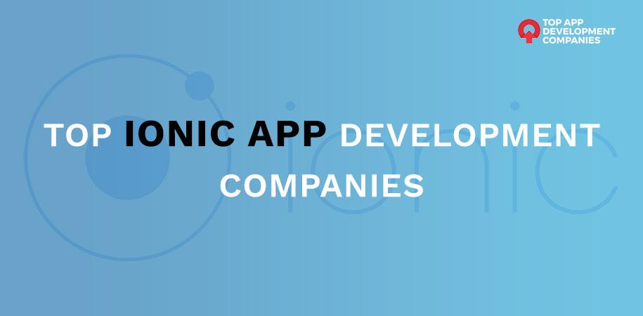 ionic app development companies