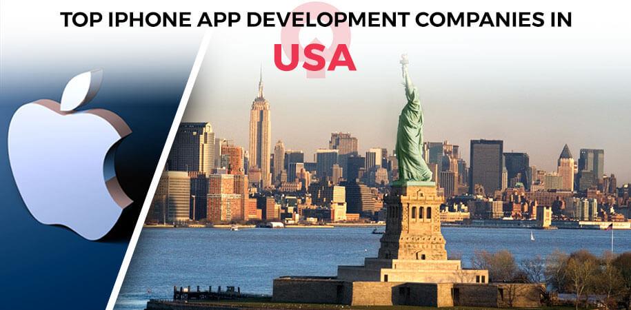 iphone app development companies usa
