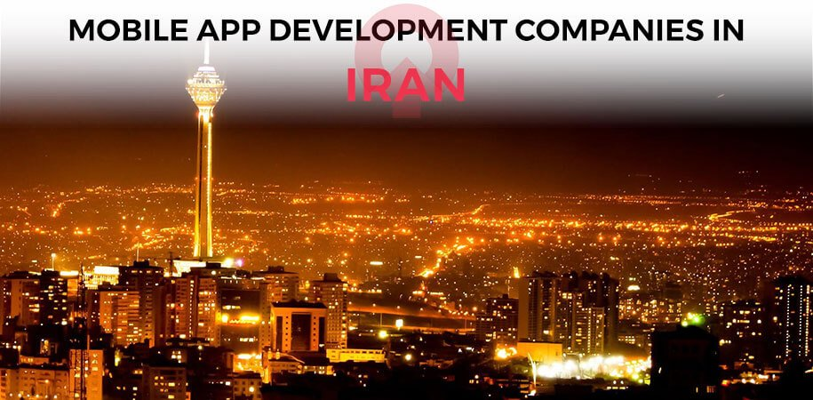 mobile app development companies iran